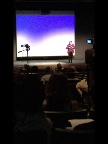 Dr. Gina Riley AERO Conference