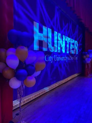 Hunter College Graduation